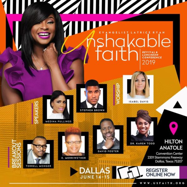 UnShakable Faith 2019